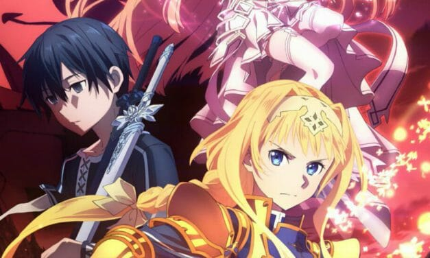 Sword Art Online: Alicization – War of the Underworld To Debut At New York Comic Con