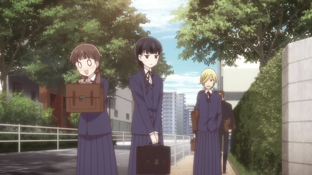 Fruits Basket Episode 22 Still