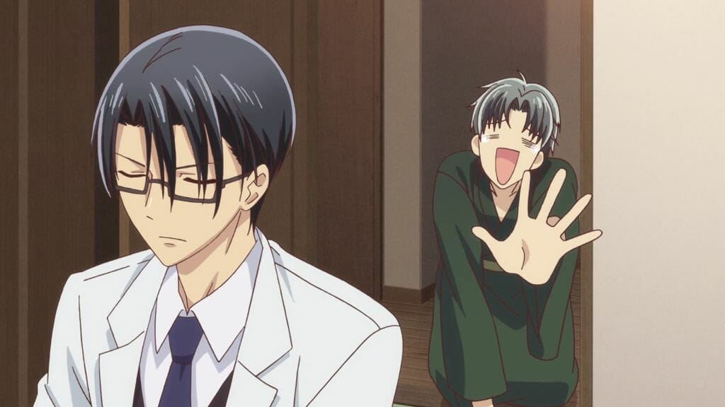 Fruits Basket Episode 23 Still