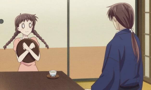 The Herald Anime Club Meeting 120: Fruits Basket Episode 24
