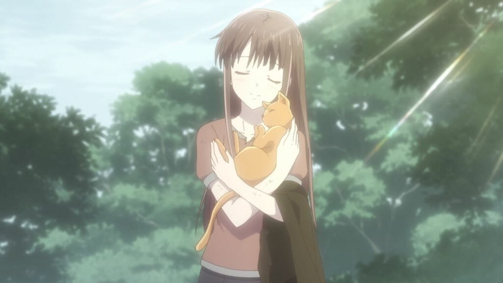 Fruits Basket Episode 25 Still