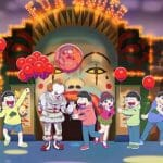 Mr. Osomatsu and Stephen King's IT Collide In New Web Teaser