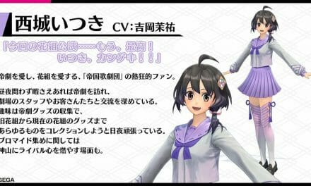Project Sakura Wars Previews BUNBUN's, Noizi Ito's, Others' Character Designs In New Trailers
