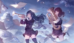 """Sound! Euphonium"" by UsanekoRin"