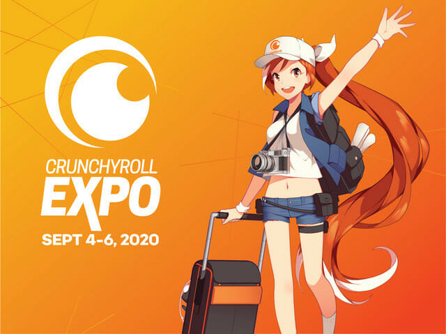 Crunchyroll Expo 2020 Visual