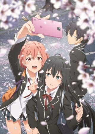 My Teen Romantic Comedy SNAFU Anime Season 3 Visual