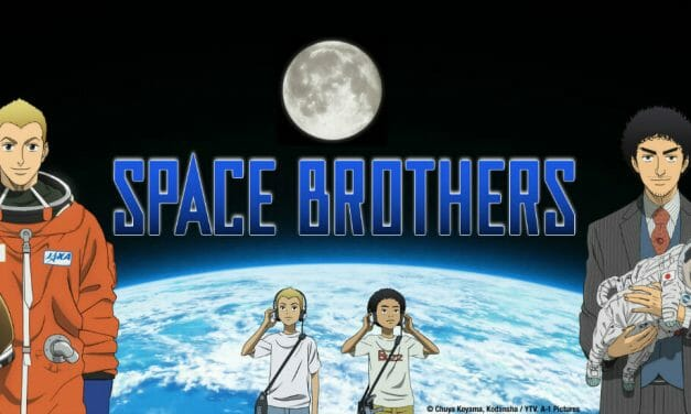 Sentai Filmworks Licenses Space Brothers #0 Anime Film