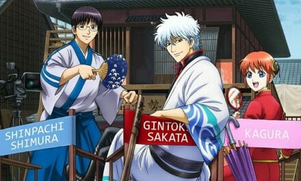New Gintama Anime Movie Gets New Visual, 2021 Premiere