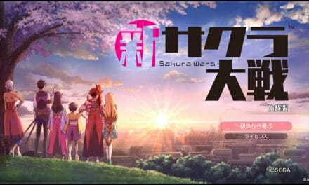 Sakura Wars (2019) Ships Worldwide on 4/28/2020; English Trailer Revealed