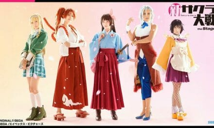 Sega Reveals Project Sakura Wars Musical Cast & Visuals