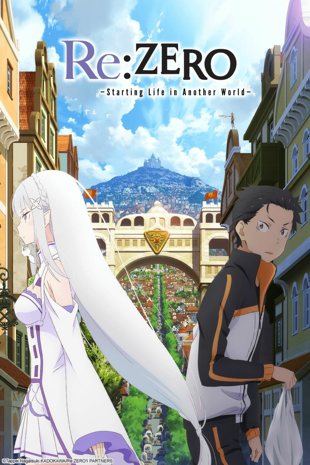 ReZero Season 1 Directors Cut Visual