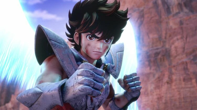 Saint Seiya Knights of the Zodiac Part 2 Visual