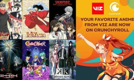 Crunchyroll Joins Forces With VIZ Media in Distribution Deal