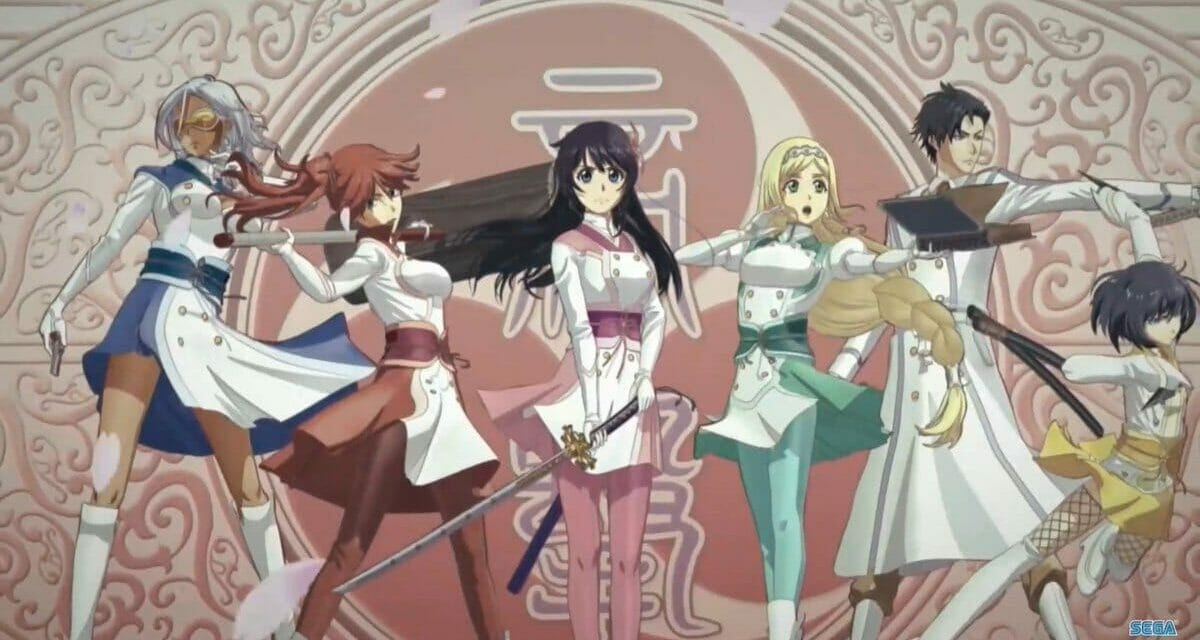Funimation Adds Sakura Wars (2019) the Animation to Spring 2020 Lineup