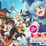 Crunchyroll Streams Konosuba: Legend of Crimson Movie Starting 3/25/2020