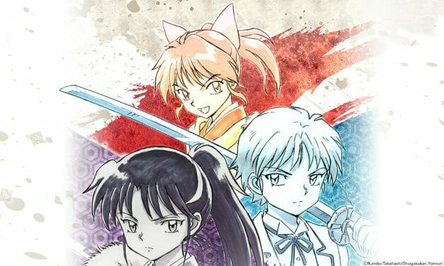 Viz Media Licenses Inuyasha Spinoff Anime Yashahime