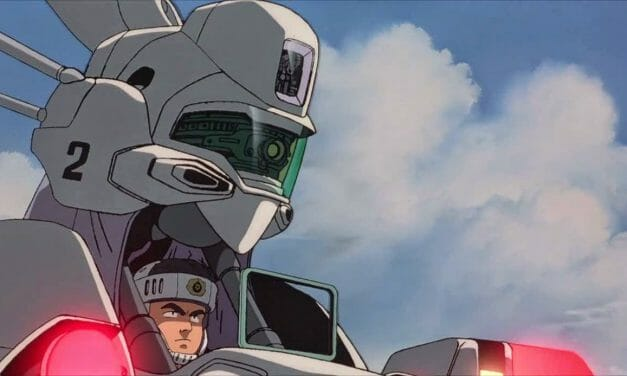 A Growing Inertia: Patlabor 2's Critique of Telecommunications