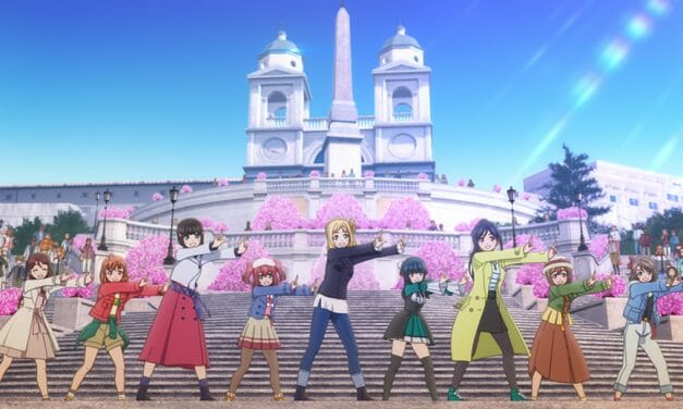 Love Live! Sunshine!! The School Idol Movie Over the Rainbow